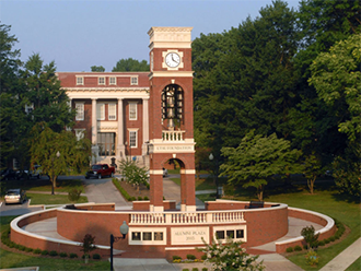 East Tennessee State University Campus