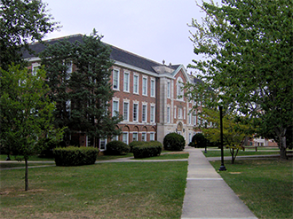 Tennessee Tech University Campus
