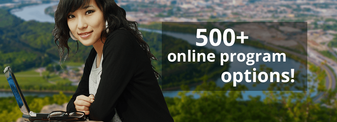 500 Plus Online Program Options!