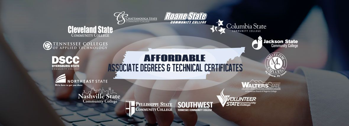 Affordable Associate Degrees & Technical Certificates