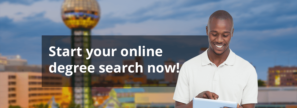 Start Your Online Degree Search Now!